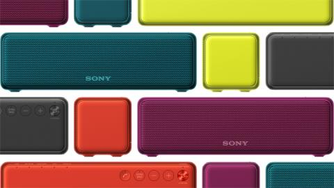 GO. ON. IN. Explore the vibrant world of High-Resolution Audio with Sony's new h.ear line-up
