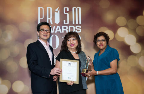 Prism Awards 2012: Lifetime PR Achievement Award - Ms Elaine Lim