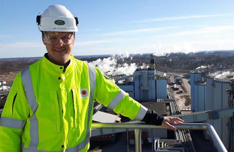 Stora Enso och Karlstads Energi utökar samarbetet: Miljön är den stora vinnaren