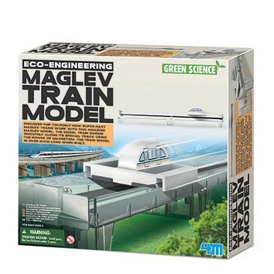 Great Gizmos - Eco engineering Maglev