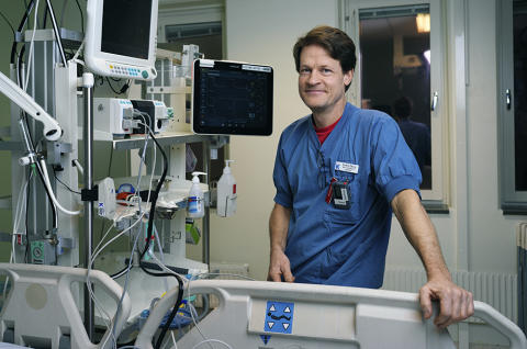 IT-system sätter inte patienten i centrum