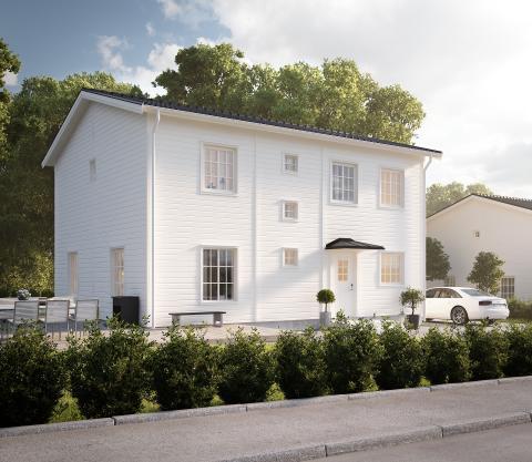 Myresjöhus bygger miljösmarta hus i Stockholm