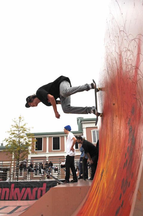 Fyra dagar Skate på Liseberg
