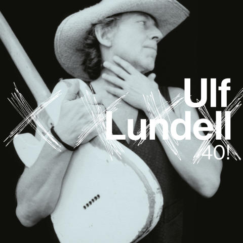 Ulf Lundell firar 40 år som artist med nytt samlingsalbum