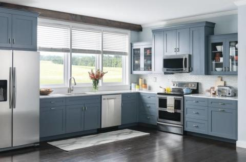 Kitchen Cabinetry Market Estimated to Flourish by 2027 - Leading Players American Woodmark, Crystal Cabinet Works, Haier, Leicht, Masco, Oppein Home Group and Wellborn Cabinet