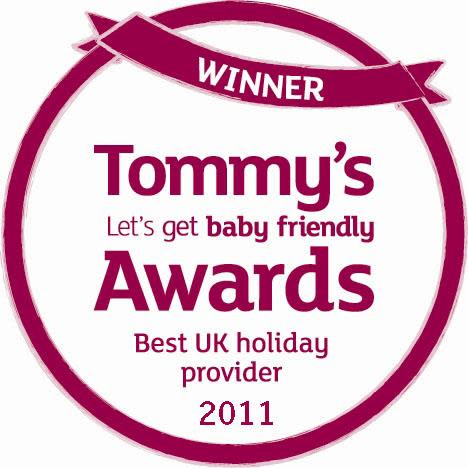 Center Parcs named winner of Best UK Holiday Provider at Tommy's Let's Get Baby Friendly Awards