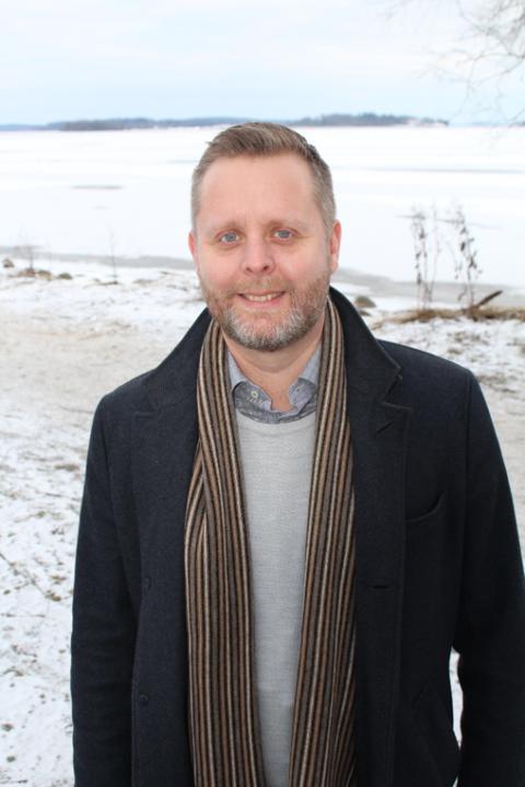 Lars Nilsson blir ny chef för affärsområde Elhandel hos Mälarenergi.