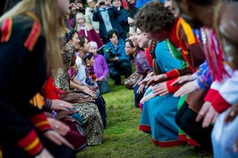 Internasjonal urfolksfest