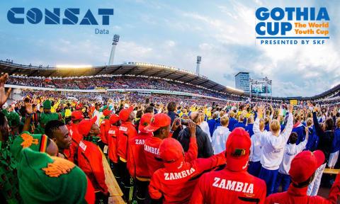 Consat Data AB - Nu officiell IT-leverantör till Gothia Cup
