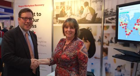 Regus and Business Continuity Institute launch new partnership