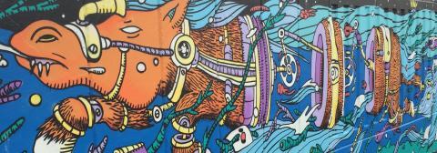 Årets Graffitikonstnär i Ronneby är...
