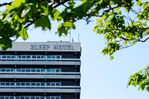 Zleep Hotel Aarhus facade