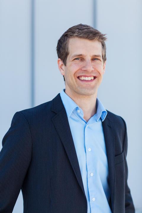 Tobii co-founder and Chief Science Officer Mårten Skogö ...