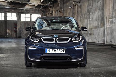 Nya BMW i3