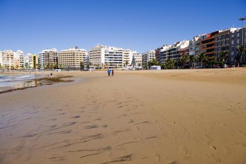 Las Palmas, Gran Canaria Kuvaaja: Helén Karlsson