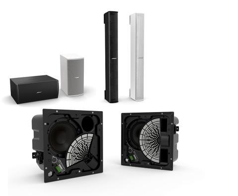 Bose lanserar tre nya produkter med fokus på ljudkvalité och kundnytta