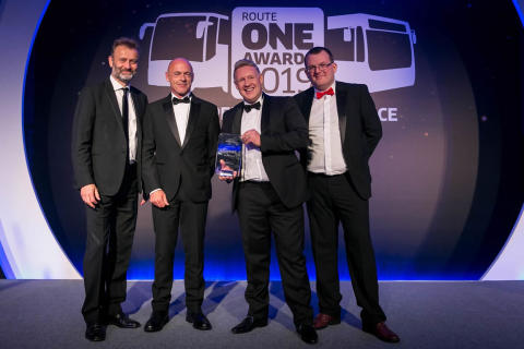 Top award for local apprentice who has risen to Engineering Director