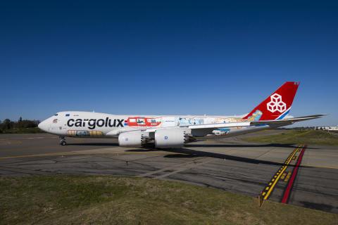 Cargolux åpner fraktrute til Avinor Oslo lufthavn