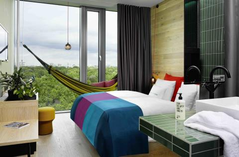 AccorHotels i strategiskt partnerskap med 25hours Hotels