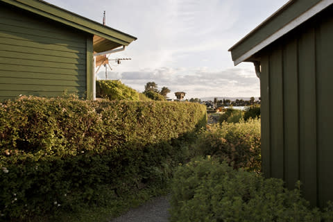 Moderat oppgang i boligprisene i andre kvartal