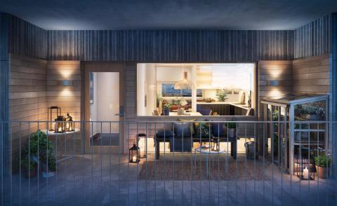 Pressinbjudan: Brf Viva – nya prisvärda bostäder för unga i Guldheden