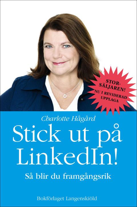 Nya boken Stick ut på LinkedIn knäcker karriärkoden!