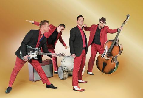 The Playtones - In the Mood, nytt album ute nu!