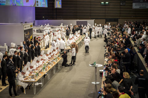 Bocuse d´Or 2017 Lyon