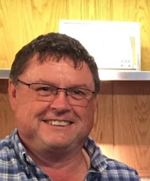 Hi-res image - Ocean Signal - Steve Moore, Ocean Signal Product Manager