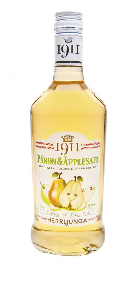Herrljunga 1911 Päron & Äpplesaft 75 cl