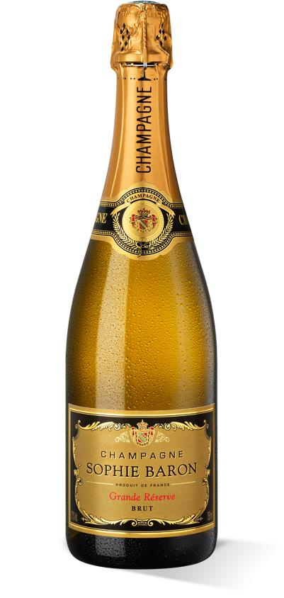 Champagne Sophie Baron