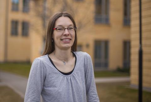 Sonja Leidenberger, doktor i biovetenskap, Högskolan i Skövde