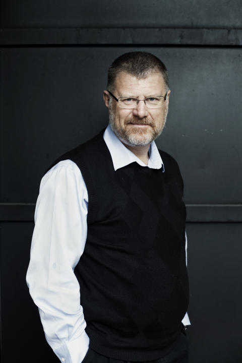 Författarscenen: Deon Meyer