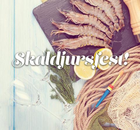 Vintips till höstens alla skaldjurstillfällen!