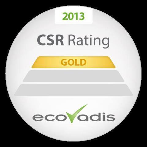 Toyota Material Handling Finland - Toyota Material Handling sai EcoVadiksen kultatason sertifikaatin kestävän kehityksen toteutuksesta