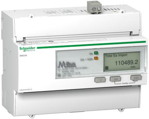 Nye energimålere med direkte måling op til 125A giver nøjagtig afregning