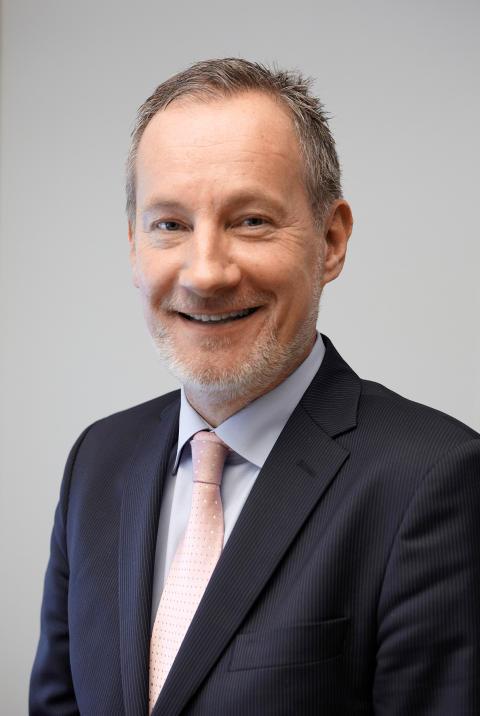 Peter Damberg - Ny Vice President HR för Toyota Material Handling Europe