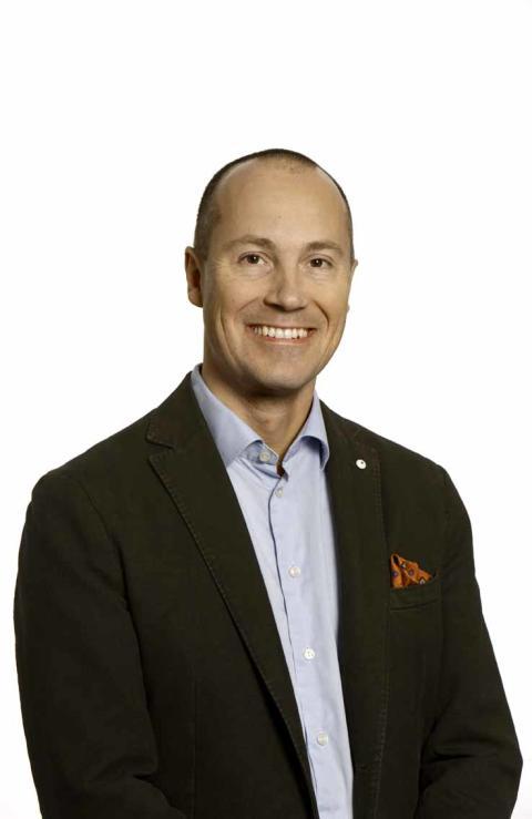 Björn-Ola Kronander, medgrundare och verksamhetsarkitekt, Connect Companies