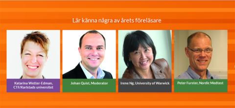 Nordic Medtest presenteras på internationell tjänstekonferens
