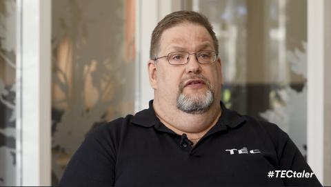 Om erhvervsrettet dannelse med faglærer Benny Rytter Pedersen