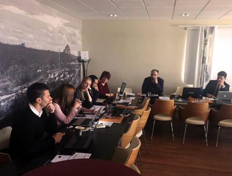 Partnermöte i GreenS – Olika förutsättningar för miljöanpassad offentlig upphandling i partnerländerna