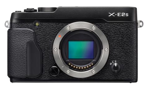 X-E2S black front