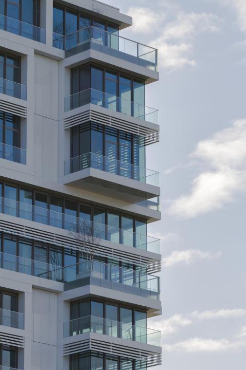 LIVING LEVELS in Berlin-Mitte -Luxuswohnungen an der Spree