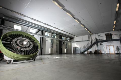 Nu kan 600 m2 förberedas för Framtidens Fabrik