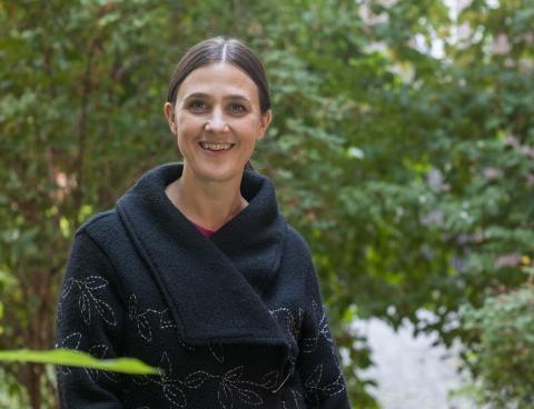 Paula Guillet de Monthoux ny generalsekreterare på World Childhood Foundation