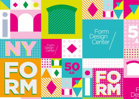 Form/Design Center – Nyöppning och jubileum