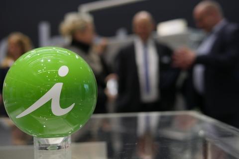 Stort intresse för ebm-papst digitala lösningar och nya varumärket GreenIntelligence på ISH i Frankfurt