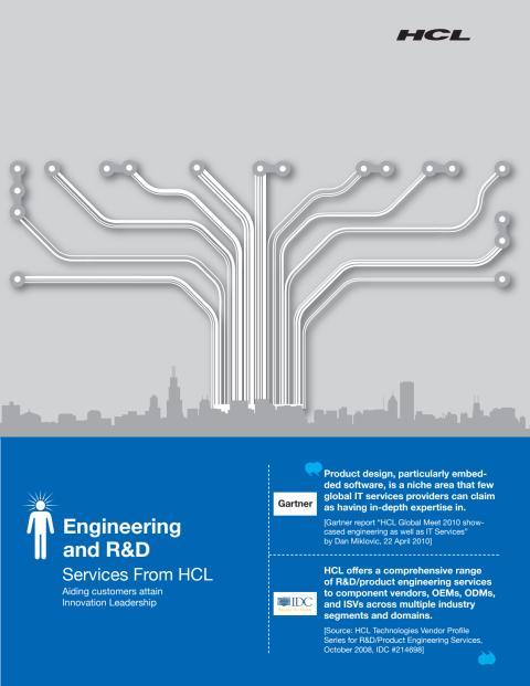 Engineering - tjenester fra HCL