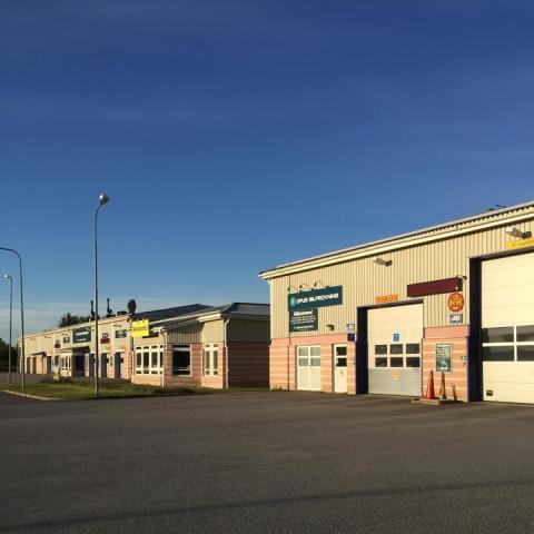 Öppet hus för husvagnar och husbilar i Uppsala!