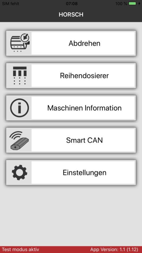 Mobil control